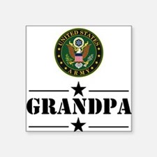 U.S. Army Grandpa Sticker