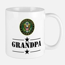 U.S. Army Grandpa Mugs