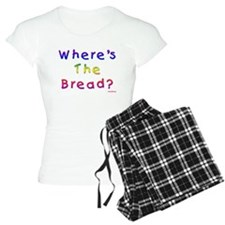 Where's The Bread Passover Pajamas