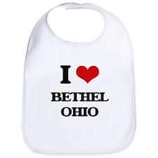 I love Bethel Ohio Bib