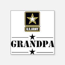 U.S. Army Grandpa Sticker
