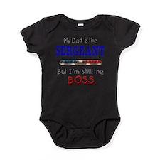 Cute Sheriff baby Baby Bodysuit
