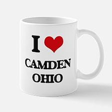 I love Camden Ohio Mugs