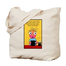 Coffee Lover's Tote Bag