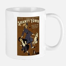 SHANTY TOWN coffee cup