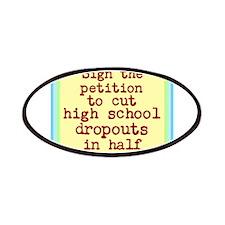 Dropouts Better Run Patch