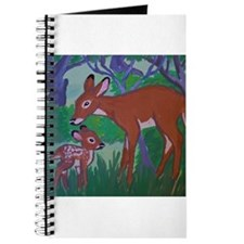 Doe And Fawn Journal