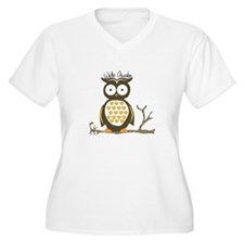 Wide Awake Plus Size T-Shirt