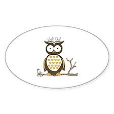 Night Owl Decal