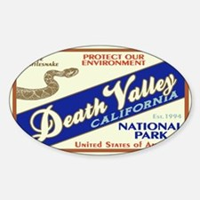 Cute Death valley national park Decal