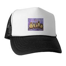 Unique Owl Trucker Hat