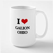 I love Galion Ohio Mugs