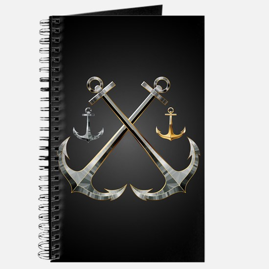 Shiny Anchors Journal