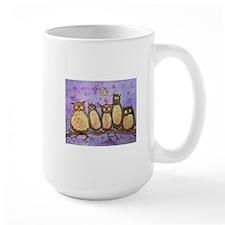 Daft Owls Mugs