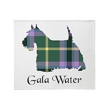 Terrier - Gala Water dist. Throw Blanket