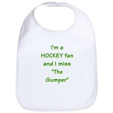 I miss Gump Worsley Bib