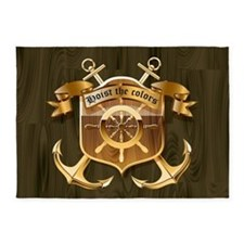 Hoist The Colors 5'x7'Area Rug