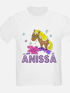 I Dream Of Ponies Anissa T-Shirt