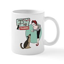 Pin Up Pup Mug