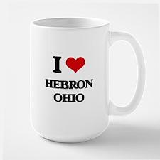 I love Hebron Ohio Mugs