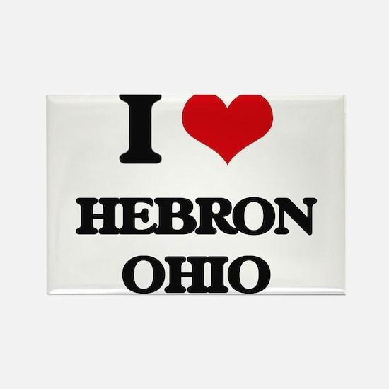 I love Hebron Ohio Magnets