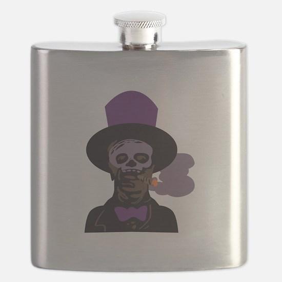 Samedi Head Flask