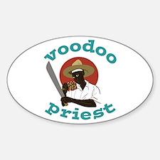 Voodoo Priest Decal