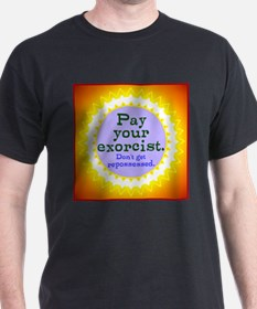 Excorcist Bill T-Shirt