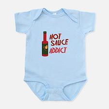 Hot Sauce Addict Body Suit