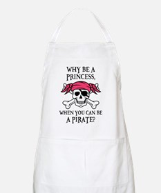 Pink Pirate Apron