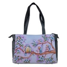Blossom Fairies Diaper Bag