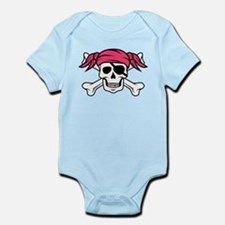 Pink Pigtail Pirate Body Suit