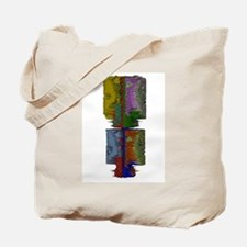 inside the mind of a tree Tote Bag