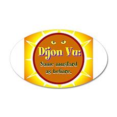 Dijon Vu, Dijon Vu Wall Decal