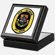 USS GLOVER Keepsake Box