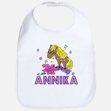 I Dream Of Ponies Annika Bib