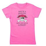 Pirate Girls Tees