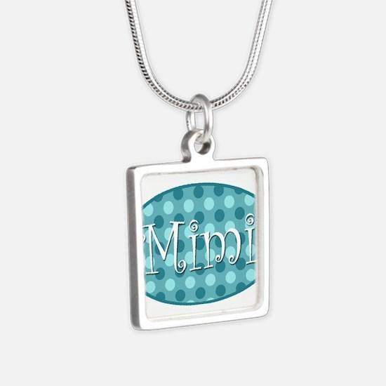Mimi Turquoise Polkadots Necklaces