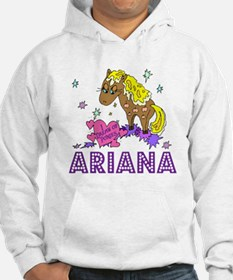 I Dream Of Ponies Ariana Jumper Hoody