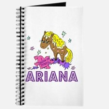 I Dream Of Ponies Ariana Journal