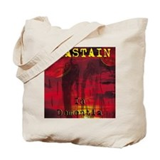 """Chastain """"In Dementia"""" Tote Bag"""