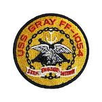 USS GRAY Button