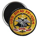USS GRAY Magnet