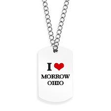 I love Morrow Ohio Dog Tags