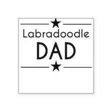 Labradoodle Dad Sticker
