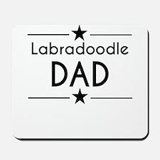 Labradoodle Dad Mousepad