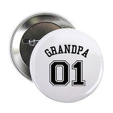 """Grandpa's Uniform No. 01 2.25"""" Button"""