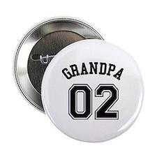 """Grandpa's Uniform No. 02 2.25"""" Button"""