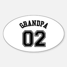 Grandpa's Uniform No. 02 Decal