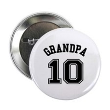 """Grandpa's Uniform No. 10 2.25"""" Button"""